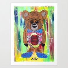 GORDY Art Print