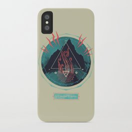 Mountain of Madness iPhone Case