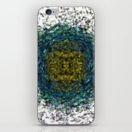 Geode Abstract 01 iPhone Skin