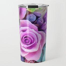 Romantic garden III Travel Mug