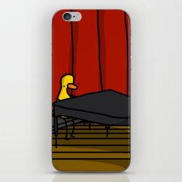 Ducky Pianist | Veronica Nagorny iPhone Skin