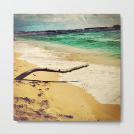 driftwood fun Metal Print