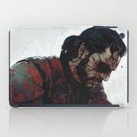 venom iPad Cases featuring Venom Snake by Ilya Brovkin