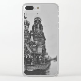 St Petersburg Clear iPhone Case