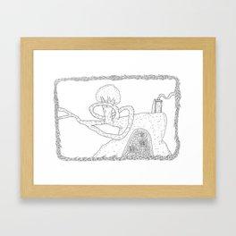treedoorworld Framed Art Print