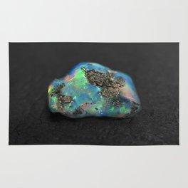 Black Opal Rug