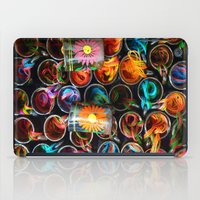 tequila iPad Cases featuring tequila by Elizabeth Baena