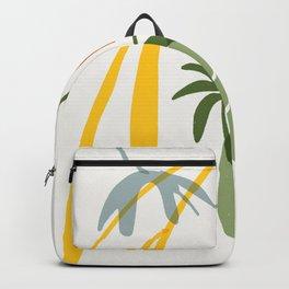 moss imprint - garden zen Backpack
