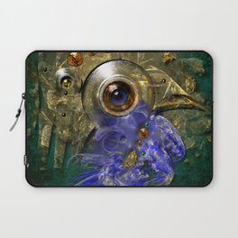 Blue Bird Laptop Sleeve