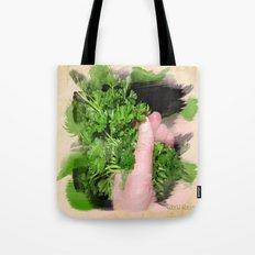 Parsley Painting Tote Bag