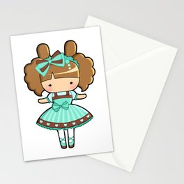 Sweet Lolita Bunny Stationery Cards
