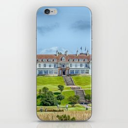The Turnberry Hotel iPhone Skin