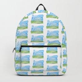 Oregon Home State Backpack