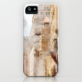 New York Mood iPhone Case
