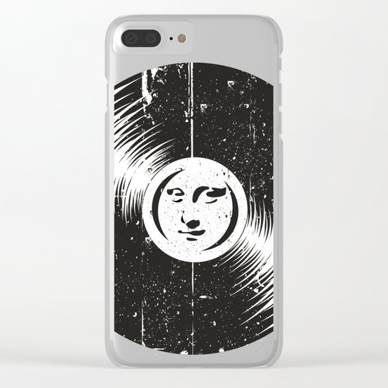 History of Hits Clear iPhone Case