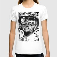 fear and loathing T-shirts featuring Fear and Loathing by Tufty Cookie