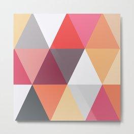 triangle 5 Metal Print