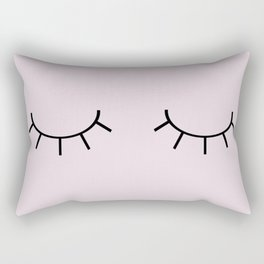 The Last Lash Rectangular Pillow