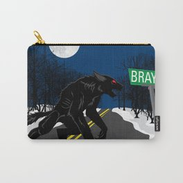 The Beast of Bray Road Carry-All Pouch