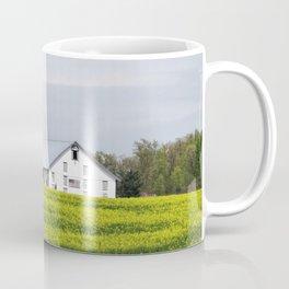 Barn and Silos Coffee Mug