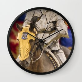 Richard the Third 2 Wall Clock