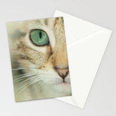 FELINE BEAUTY Stationery Cards