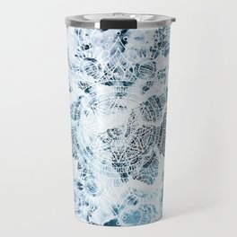Ocean Mandala - My Wild Heart Travel Mug
