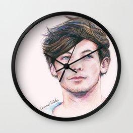 Louis full of color Wall Clock