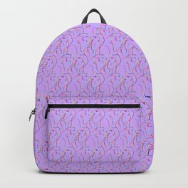 Kisses pattern Backpack