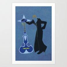 Demyx Art Print