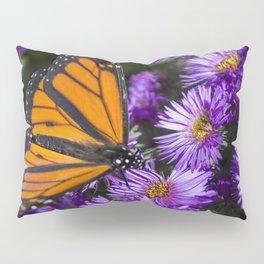 Monarch Butterfly 2 Pillow Sham