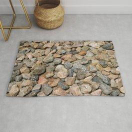 Gravel Stones Rug