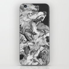 The Wolves are Coming iPhone Skin