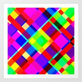 Vibrancy I Art Print