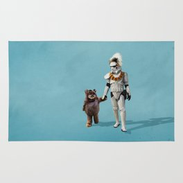 Star Wars Buddies Rug