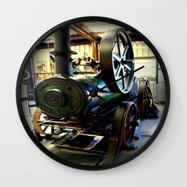Colchester Boiler Wall Clock