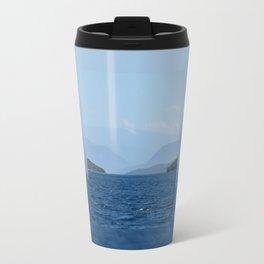 Clear focus Near Meganissi Travel Mug