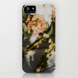 In The Mood For Romance - Fall iPhone Case