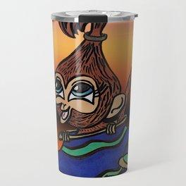 Genie Monkey Travel Mug