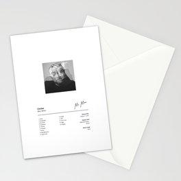 Mac Miller - Circles - Album Illustration Hip Hop Stationery Cards