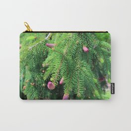 Norway Spruce IV Carry-All Pouch