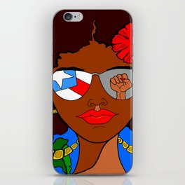 Pride and Culture iPhone Skin
