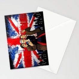 British Tardis Selfie Stationery Cards