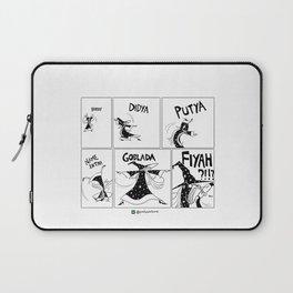 Goblada Fiyah Laptop Sleeve
