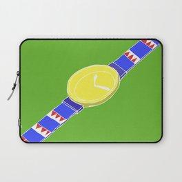 Watch_1 Laptop Sleeve