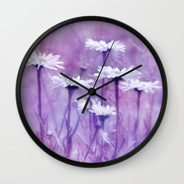 Marguerite 0121 Wall Clock