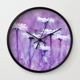 Marguerite 0121 Wall Clock