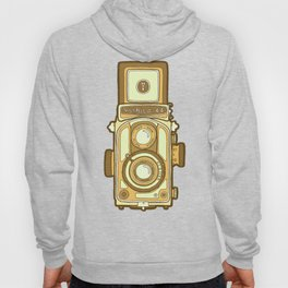 Vintage camera yellow Hoody