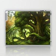 Green Dragon Laptop & iPad Skin