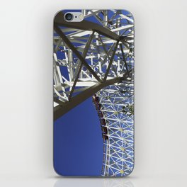 California Scream-in' Coaster II iPhone Skin